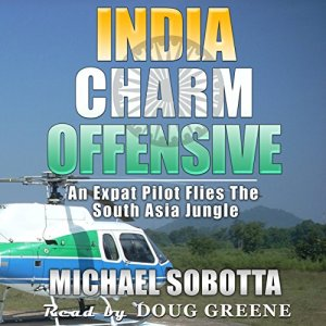 India Charm Offensive Audiobook By Michael Sobotta cover art