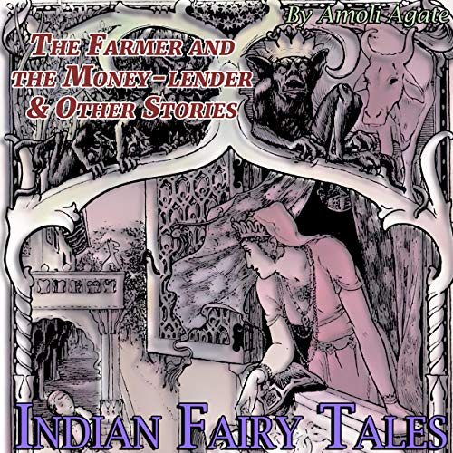 Indian Fairy Tales Audiobook By Amoli Agate cover art