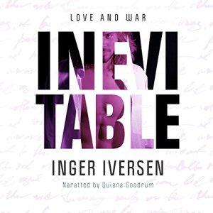 Inevitable: Love and War Audiobook By Inger Iversen cover art