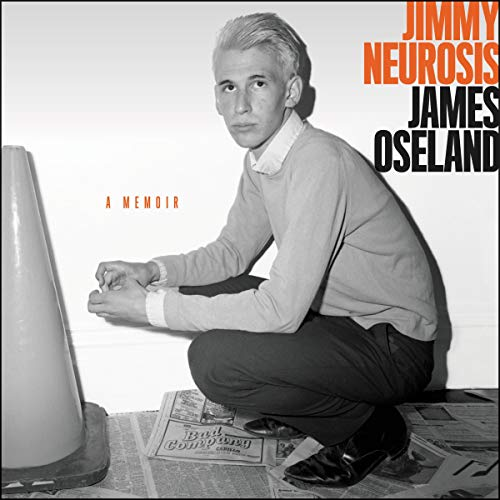 Jimmy Neurosis Audiobook By James Oseland cover art