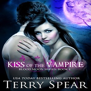 Kiss of the Vampire Audiobook By Terry Spear cover art