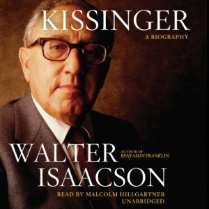 Kissinger Audiobook By Walter Isaacson cover art