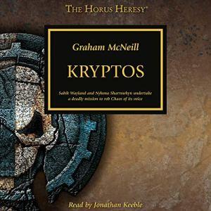 Kryptos Audiobook By Graham McNeill cover art