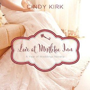 Love at Mistletoe Inn Audiobook By Cindy Kirk cover art