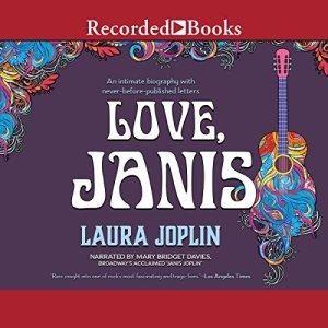 Love, Janis Audiobook By Laura Joplin cover art