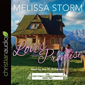 Love's Promise Audiobook By Melissa Storm cover art