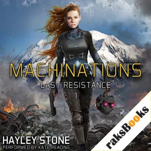 Machinations Audiobook By Hayley Stone cover art