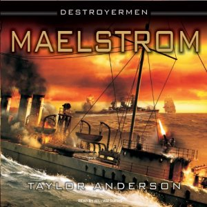 Maelstrom Audiobook By Taylor Anderson cover art