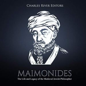 Maimonides Audiobook By Charles River Editors cover art