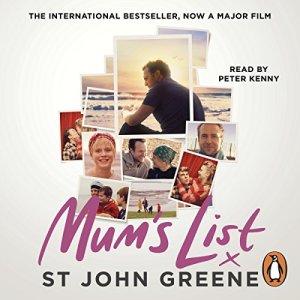 Mum's List Audiobook By St John Greene cover art