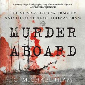 Murder Aboard Audiobook By C. Michael Hiam cover art