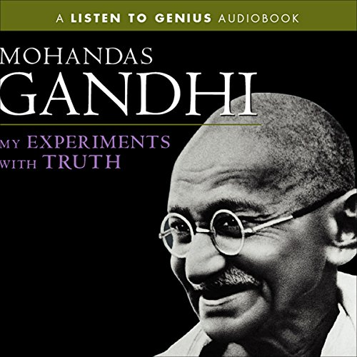 My Experiments with Truth Audiobook By Mohandas Gandhi cover art