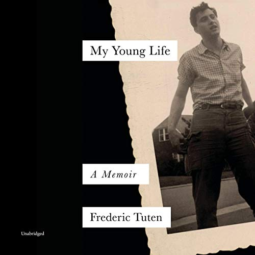 My Young Life Audiobook By Frederic Tuten cover art