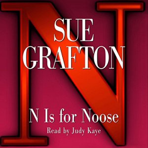 N Is for Noose Audiobook By Sue Grafton cover art