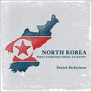 North Korea Audiobook By Patrick McEachern cover art