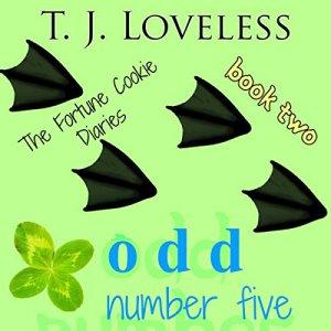 Odd Number Five Audiobook By T.J. Loveless cover art