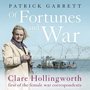 Of Fortunes and War Audiobook By Patrick Garrett cover art