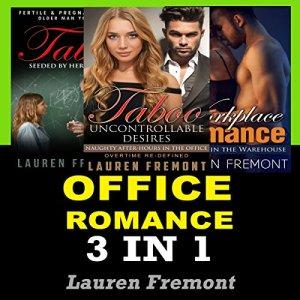 Erotica: Workplace/Office Audiobook By Lauren Fremont cover art