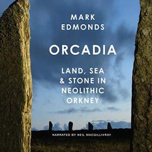 Orcadia Audiobook By Mark Edmonds cover art