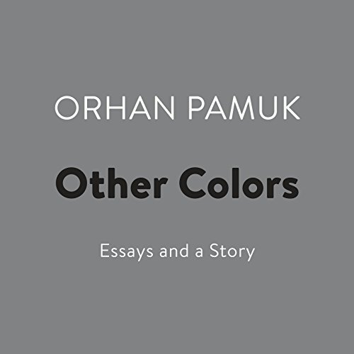 Other Colors Audiobook By Orhan Pamuk cover art