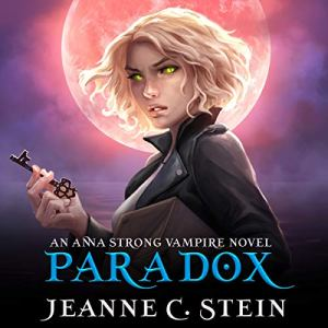 Paradox Audiobook By Jeanne C. Stein cover art