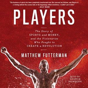 Players Audiobook By Matthew Futterman cover art