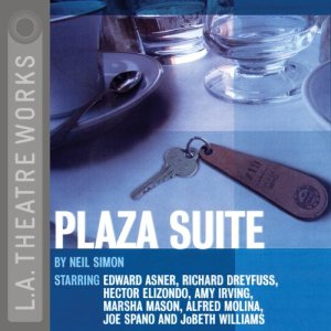 Plaza Suite Audiobook By Neil Simon cover art
