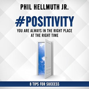 #POSITIVITY Audiobook By Phil Hellmuth cover art