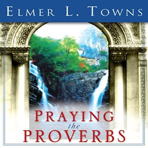 Praying the Proverbs Audiobook By Elmer L. Towns cover art