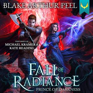 Prince of Darkness Audiobook By Blake Arthur Peel cover art