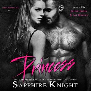 Princess Audiobook By Sapphire Knight cover art