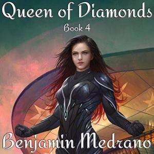 Queen of Diamonds Audiobook By Benjamin Medrano cover art