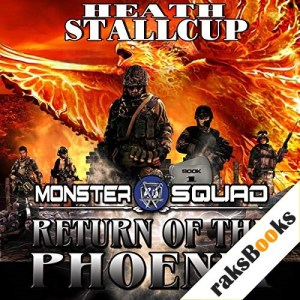 Return of the Phoenix Audiobook By Heath Stallcup cover art