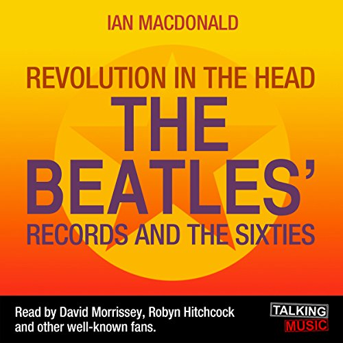 Revolution in the Head Audiobook By Ian MacDonald cover art