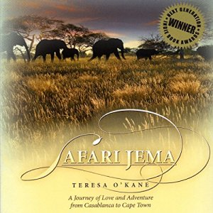 Safari Jema Audiobook By Teresa O'Kane cover art