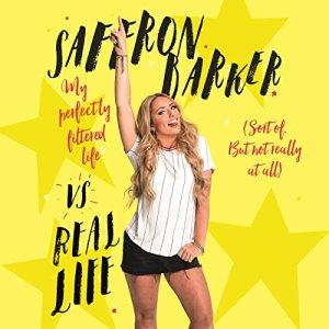Saffron Barker Vs Real Life Audiobook By Saffron Barker cover art