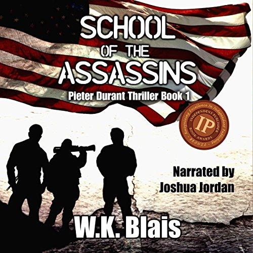 School of the Assassins Audiobook By W.K. Blais cover art