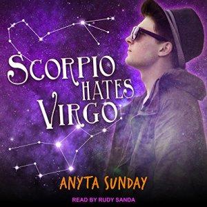 Scorpio Hates Virgo Audiobook By Anyta Sunday cover art