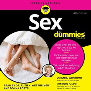 Sex for Dummies, 4th Edition Audiobook By Ruth K. Westheimer, Pierre A. Lehu - contributor cover art