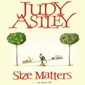 Size Matters Audiobook By Judy Astley cover art