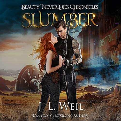 Slumber Audiobook By J.L. Weil cover art