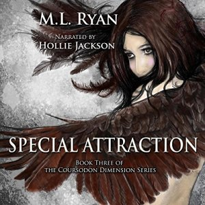 Special Attraction Audiobook By M.L. Ryan cover art