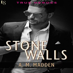 Stone Walls Audiobook By A. M. Madden cover art