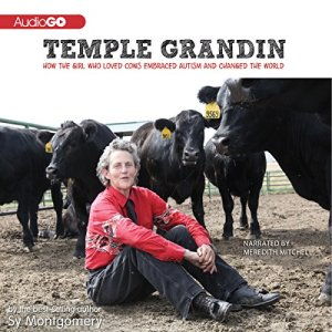 Temple Grandin Audiobook By Sy Montgomery cover art