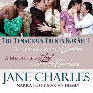 Tenacious Trents, Box Set 1 Audiobook By Jane Charles cover art
