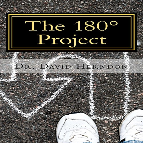The 180 Project Audiobook By Dr. David M Herndon cover art