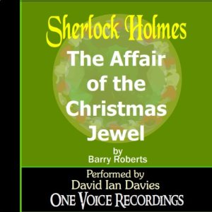 The Affair of the Christmas Jewel Audiobook By Barry Roberts cover art