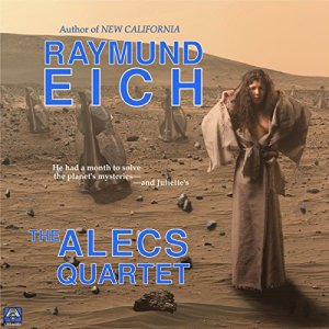 The ALECS Quartet Audiobook By Raymund Eich, Annie Brunson cover art
