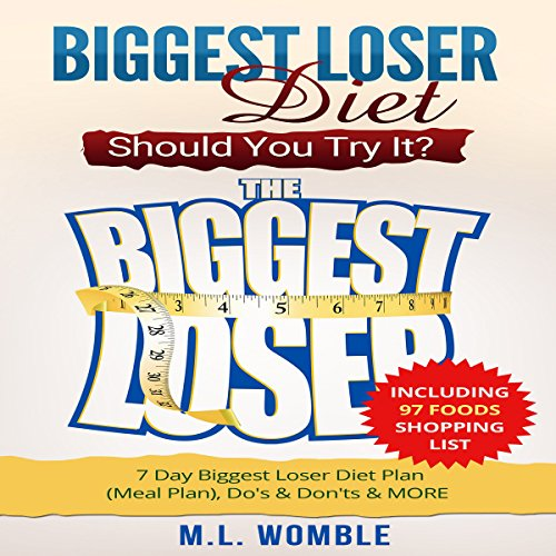 The Biggest Loser Diet: Should You Try It? Audiobook By M.L. Womble cover art