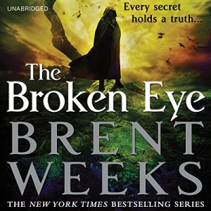 The Broken Eye Audiobook By Brent Weeks cover art
